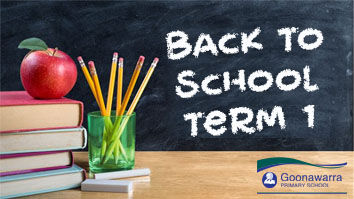 Back to School Term 1