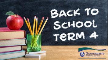 Back to School term 4